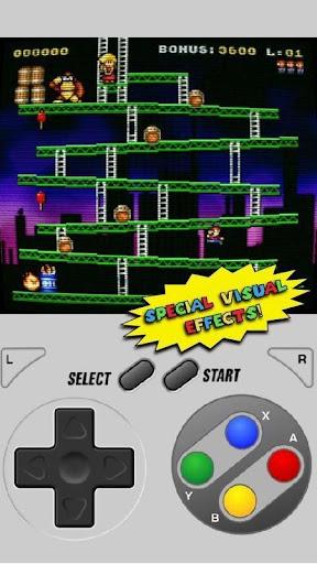 SuperRetro16 (SNES Emulator) 2.1.3 Screenshots 4