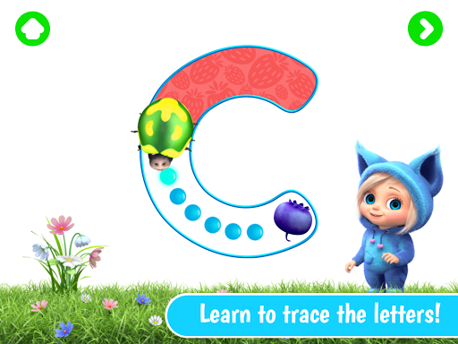 ABC u2013 Phonics and Tracing from Dave and Ava 1.0.39 screenshots 8