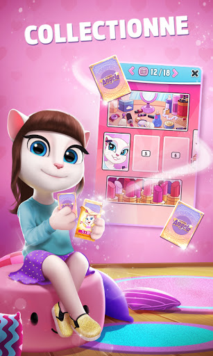 Ma Talking Angela APK MOD (Astuce) screenshots 5