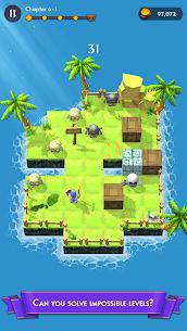 Puzzle Battle: The Hunter Mod Apk 1.10 (Lots of Money) 4