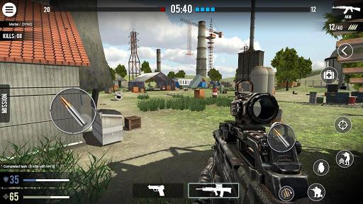 Military Commando Secret Mission : Shooting Games  screenshots 4