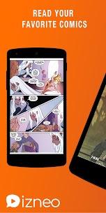 izneo – Read Comics, Manga MOD APK (PREMIUM) 1