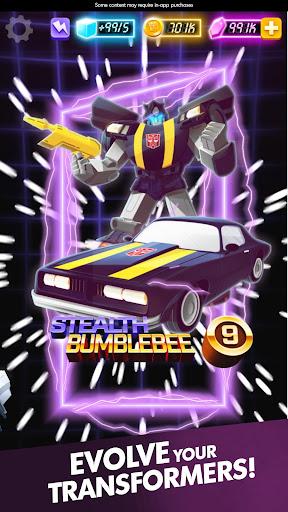 Transformers Bumblebee Overdrive: Arcade Racing 1.5 Screenshots 7