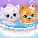 キティ&子犬最高のペットの獣医ケア:Minni&ミリー