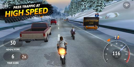 Highway Rider Motorcycle Racer  screenshots 2