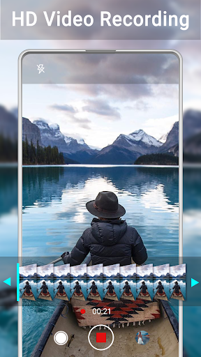HD Camera Pro & Selfie Camera android2mod screenshots 3