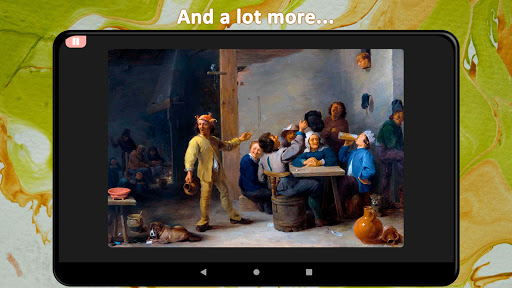 19th Century Paintings Switch Puzzle  screenshots 21