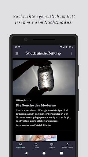 SZ.de - Nachrichten - Süddeutsche Zeitung  screenshots 3
