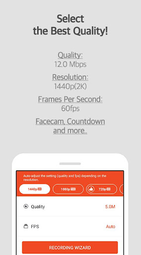 Mobizen Screen Recorder for LG - Record, Capture 3.8.1.7 Screenshots 8