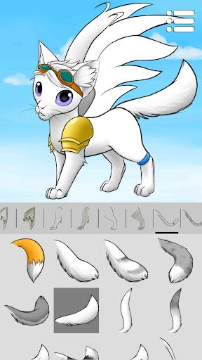Avatar Maker: Cats 2 apktram screenshots 3