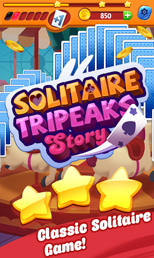 Solitaire Tripeaks Story - 2020 free card game 1.3.6 3