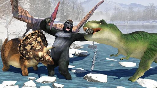 Dinosaur Hunt : Free Dinosaur Games 1.9 screenshots 7