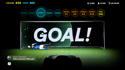 Live Penalty  screenshots 4