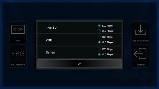 XCIPTV PLAYER 4.0.4 Screenshots 22