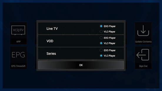 XCIPTV PLAYER 5.0.1 Screenshots 6