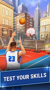 3pt Contest  Basketball Games Apk Download NEW 2021 4