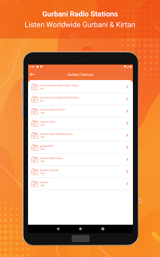 Sikh World - Nitnem & Live Gurbani Radio android2mod screenshots 11