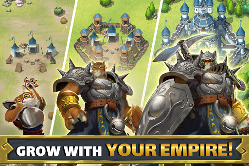 Million Lords: Kingdom Conquest - Strategy War MMO 3.0.0 screenshots 2