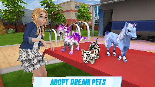 virtual sim story: dream life screenshot 3