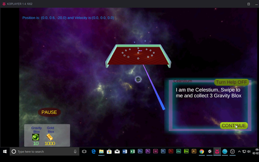 ud83cudf0c Golden Galaxy ud83dudcab Interstellar Sandbox Puzzle ud83cudfa1 goodtube screenshots 5