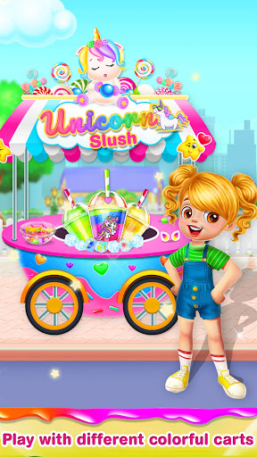 Unicorn Ice Slush Maker 14 Screenshots 1