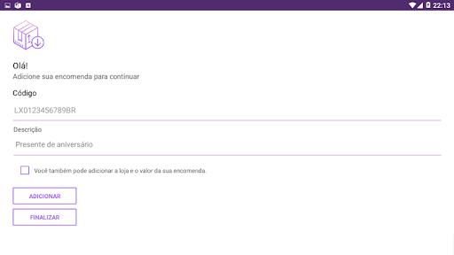 Encomendas Rastreio Correio apktram screenshots 8