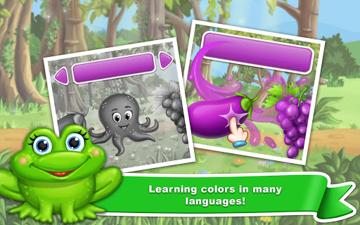 Learn colors for toddlers! Kids color games! 1.1.8 screenshots 14