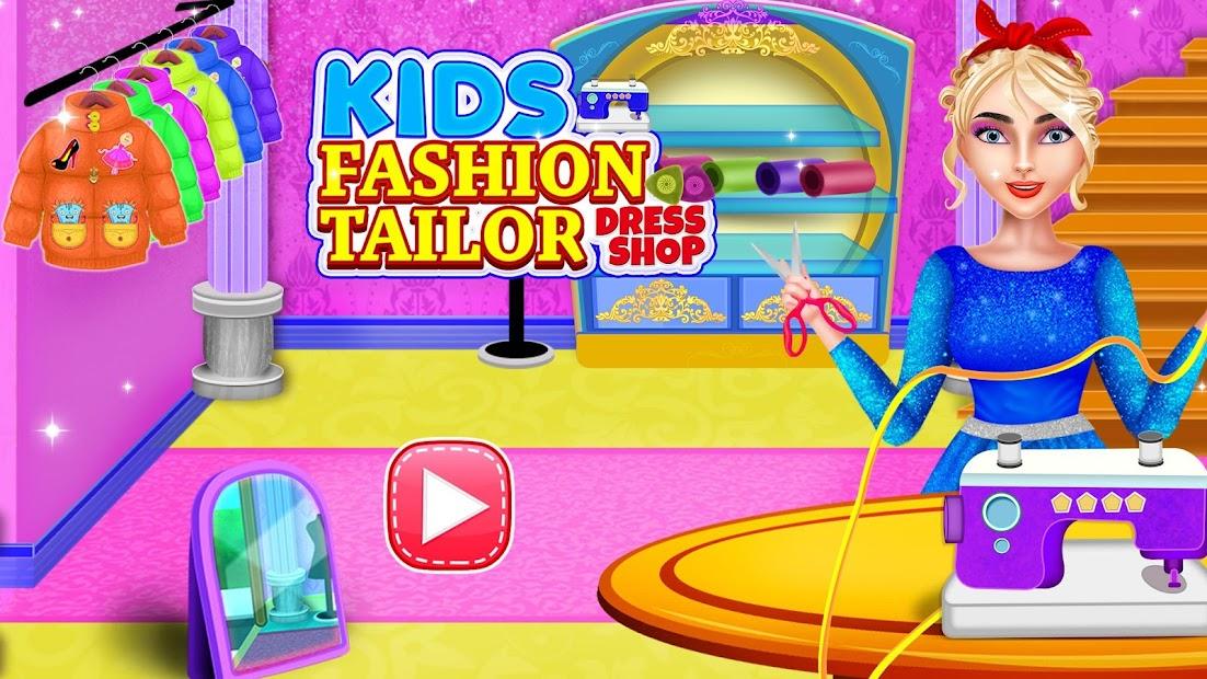 Fashion Tailor Dress Shop: Clothes Maker screenshot 9