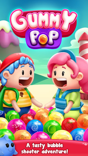Gummy Pop - Bubble Pop Games 3.6 screenshots 1