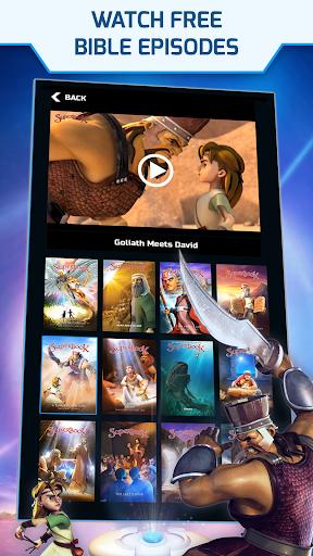 Superbook Kids Bible, Videos & Games (Free App) v1.8.7 Screenshots 3