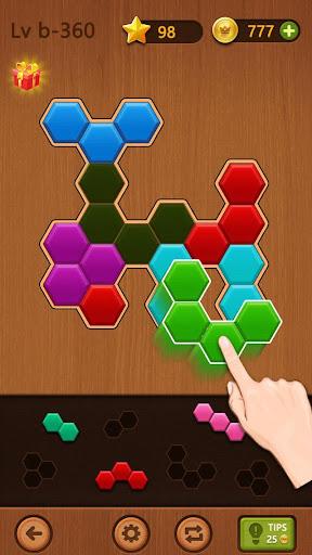 Block Hexa Puzzle apkdebit screenshots 3