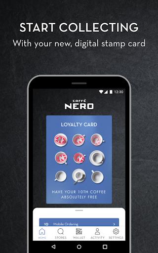 Caffu00e8 Neu202aro  screenshots 3