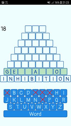 Words Pyramid APK MOD Download 1
