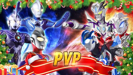 Télécharger Gratuit Ultraman: Legend of Heroes mod apk screenshots 5
