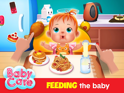 Baby care game for kids screenshots 11