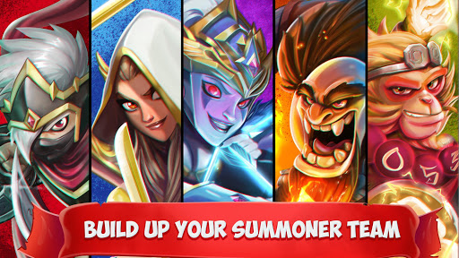 Epic Summoners: Hero Legends - Fun Free Idle Game  screenshots 11