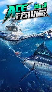 Ace Fishing Wild Catch MOD APK 6.6.0 Unlimited Money Cash 7
