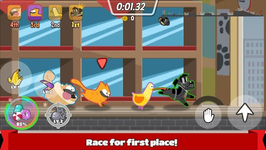 Pets Race  Fun For Pc – Free Download (Windows 7, 8, 10) 1