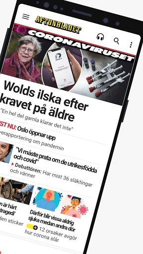 Aftonbladet Nyheter apktram screenshots 2
