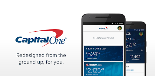 Capital One Mobile Apps On Google Play
