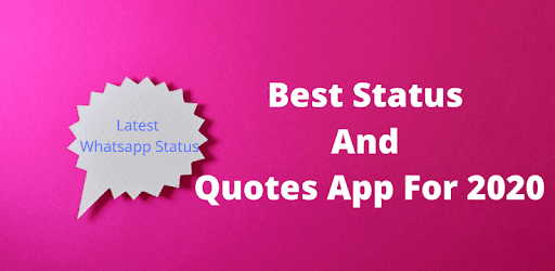 Best Status And Quotes App For 2020 التطبيقات على Google Play