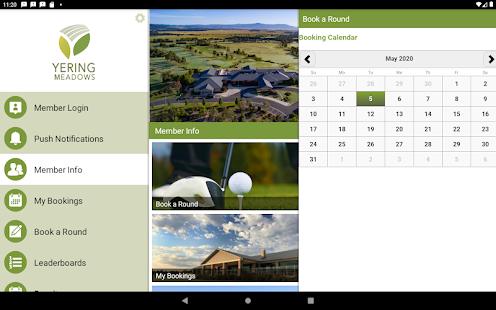 Yering Meadows Golf Club 1.0.1 Screenshots 7