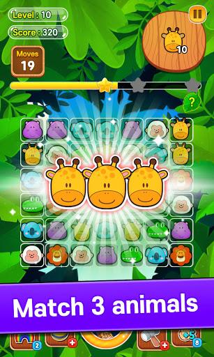 Safari Match Puzzle screenshots 2