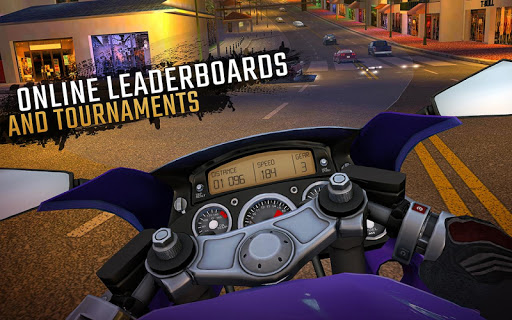 Moto Rider GO: Highway Traffic  screenshots 7