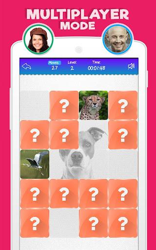Memory Game: Animals  screenshots 3