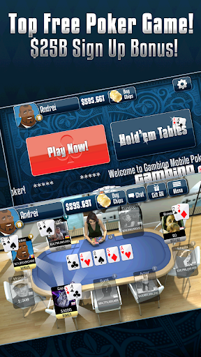 Gambino Poker v2.9.41 screenshots 1