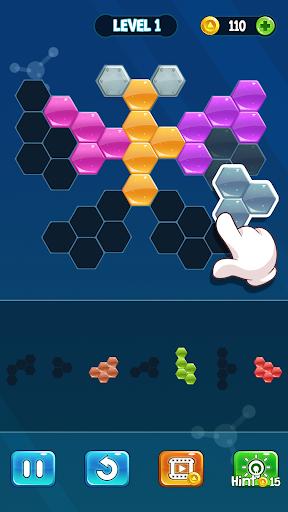 Block Puzzle Hexa Tangram 1.0.3 screenshots 4