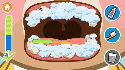 Kids Dentist - baby doctor game screenshots 3