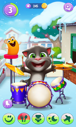 My Talking Tom 2 2.5.2.26 screenshots 1