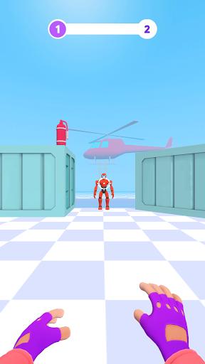 Ropy Hero 3D: Super Action Adventure Apkfinish screenshots 13